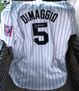 Joe Dimaggio MLB New York Yankees Jersey 4XL  NWT