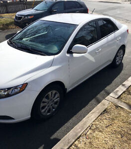 2013 Kia Forte w/ Auto Starter and Tires