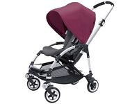 Bugaboo Bee Plus very good condition