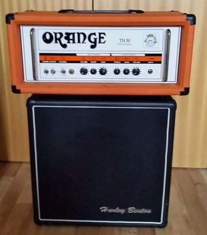 Orange TH 30 amp head