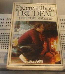 Pierre Elliott Trudeau: Portrait intime (Livre vintage)