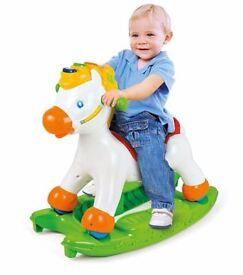 Martino il Cavallino Rocking Horse & Ride On