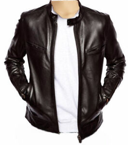 Brand New Custom Tailored Men's Leather Jackets!
