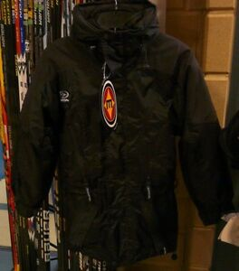 WINTER JACKET - EASTON - KIDS size S/M