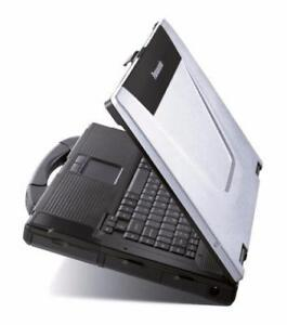 Panasonic Toughbook CF-52 15.4 Laptop intel core2Duo 4GB RAM Wifi DVDRW Windows7 Outdoor Readable Screen MS Office