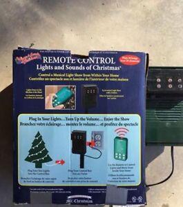 Mr. Christmas Light Display