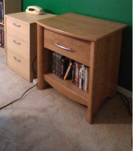 Nightstands for sale for $30 each