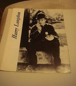 harry langdon the gallery of modern art pamphlet