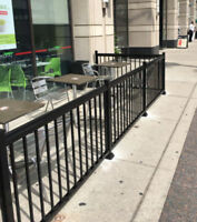 Aluminum RAILINGS columns fences gates Brampton $$SAVINGS$$