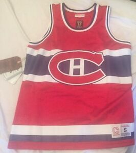 Jersey de hockey du Canadien de Collection