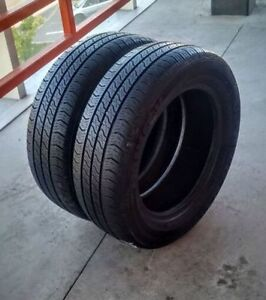 195/60/15 Hankook & Westlake all season tires - 6/32nd