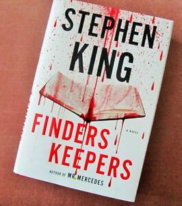 *** FINDERS KEEPERS *** by Stephen KING ~ Hardcover