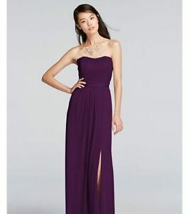 Plus Size Bridesmaid Dress from David's Bridal