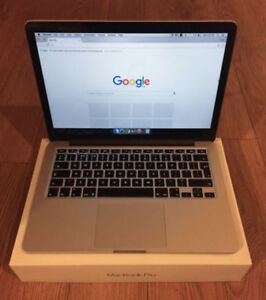 512GB SSD Macbook Pro Retina | Excellent Condition