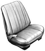 Chevy Nova Bucket Seats