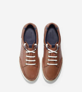 Cole Haan Leather Shoes Owen Oxford