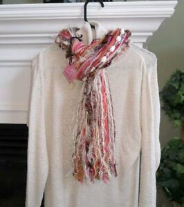 Handmade Tassel style woman's scarf Kitchener / Waterloo Kitchener Area image 4