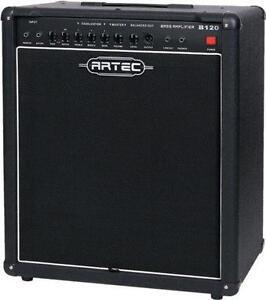 Amplificateur de bass Artec B120 120 WATTS