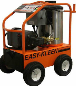 Easy Kleen Hot Water 3.5GPM, 3000PSI Oil Fired Pressure Washer