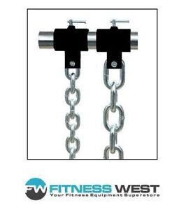 Blowout Sale - CK 8 & 12KG Gym Chains