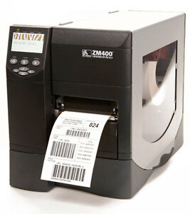 Zebra ZM400 Barcode Label Printer New, Unopened London Ontario image 2