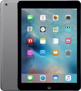 Great Condition Space Grey iPad Air 16GB  Kingston Kingston Area image 1