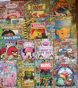 Disney's LOOK AND FIND $3 each or 14 for $25 London Ontario image 1