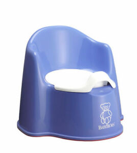Baby Bjӧrn Potty (Blue)
