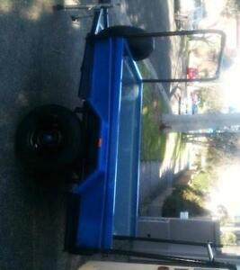 6X4 BOX TRAILER - Very good example Pagewood Botany Bay Area Preview