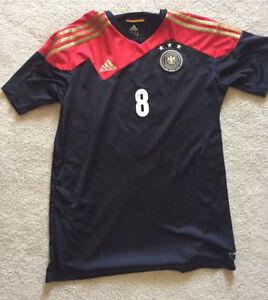 Germany Ozil jersey