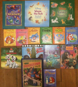 DISNEY story books! $2 each or 15 for $20
