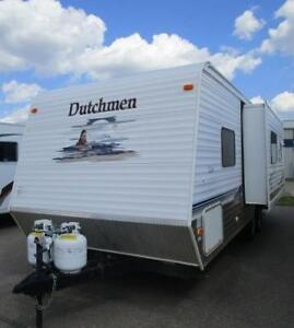 DUTCHMEN 25 CGS TRAVEL TRAILER