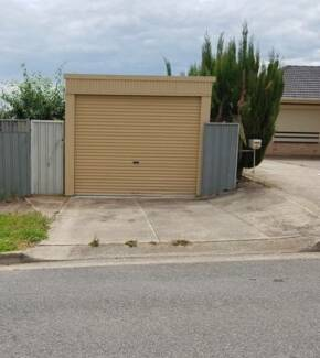 Garage and Shed for rent