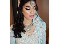 Professional Asian Bridal Hair & Makup Artist