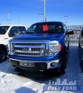 "2013 Ford F-150 4x4 SuperCrew 145"" XLT"