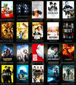 ★SPECIAL 2016★ TV BOX S905 4K HD FREE MOVIES & TV SHOWS !!