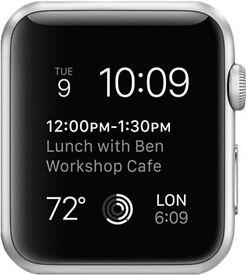 Apple Watch Sport (2015) FACE ONLY, Silver Aluminium