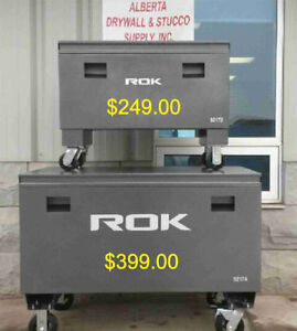 ROK Storage Box from $79.99 at Alberta Drywall (6030 50 Street)