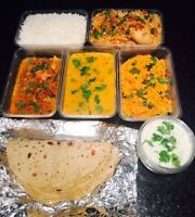 Homemade Indian Food for Students/Professionals FREE DELIVERY
