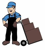 WILL MOVE YOU for moving,delivery,labour and disposal services