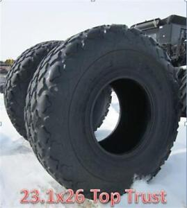NEW Agricultural Tires (MORE!)