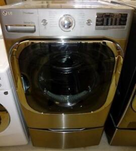 APARTMENT SIZE WASHER & DRYER STACKABLE 24'' & 27'' FREE DELIVERY