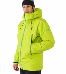 Men's Arc'teryx Stikine insulated GORETEX ski & snowboard jacket