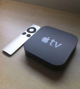 Apple TV 2 nd generation jailbroken with Kodi installed