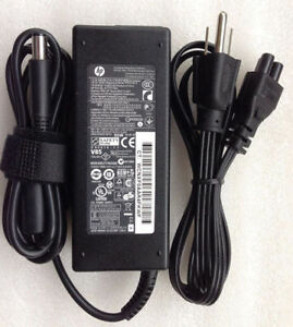 HP 90W Laptop Charger Power Adapter - Fits All 2010-2016