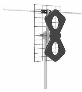Focus Antennas BEST-2V HD Long Range Outdoor HDTV Antenna