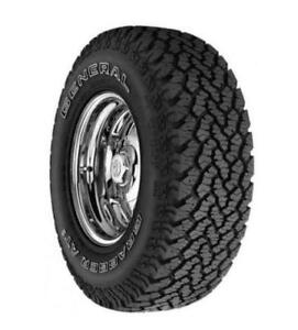 New All terrain tires $120 each tax included