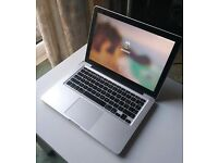"Macbook Pro 13"" - i5 - 256GB SSD - Excellent Condition"
