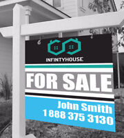 For Sale Real Estate Sign - Real Estate Printing