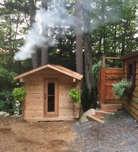 Cedar Cabin Saunas